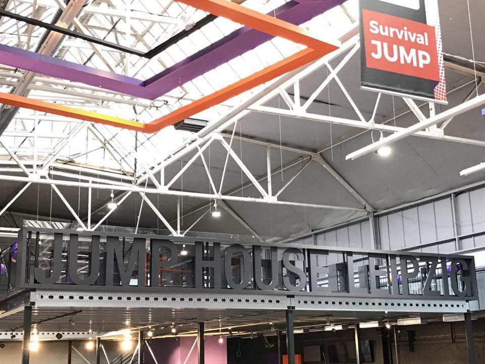 Jumphouse Leipzig